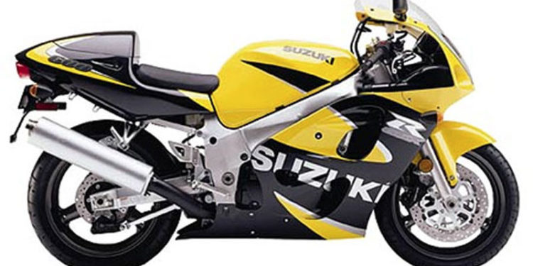 Suzuki GSX-R600 2000 Specifications
