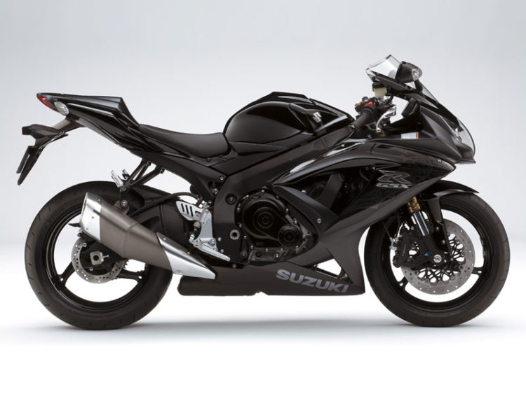 Suzuki GSX-R600 2009 Specifications