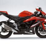 Suzuki GSX-R600 2009 Specifications