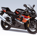 Suzuki GSX-R600 2004 Specifications