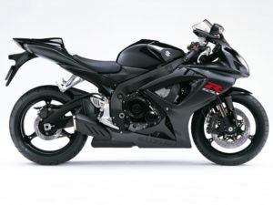Suzuki GSX-R 600 2007
