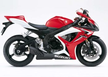 Suzuki GSX-R600 2007 Specifications