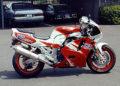 Suzuki GSX-R600 1993 Specifications