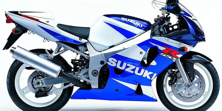 Suzuki GSX-R600 2002 Specifications
