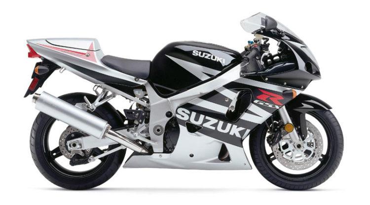 Suzuki GSX-R600 2003 Specifications