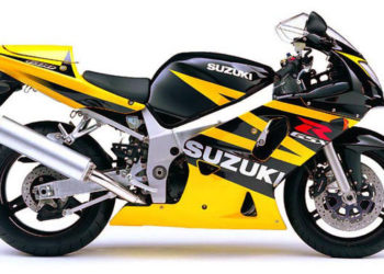 Suzuki GSX-R600 2003 Specifications