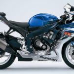 Suzuki GSX-R600 2012 Specifications