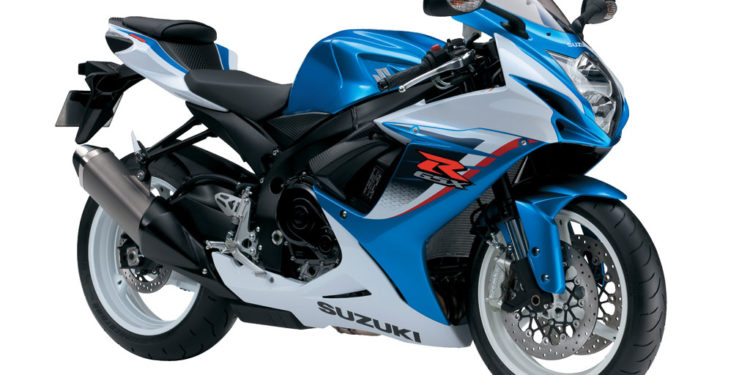 Suzuki GSX-R600 2013 Specifications