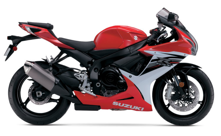Suzuki GSX-R600 2013 Specifications
