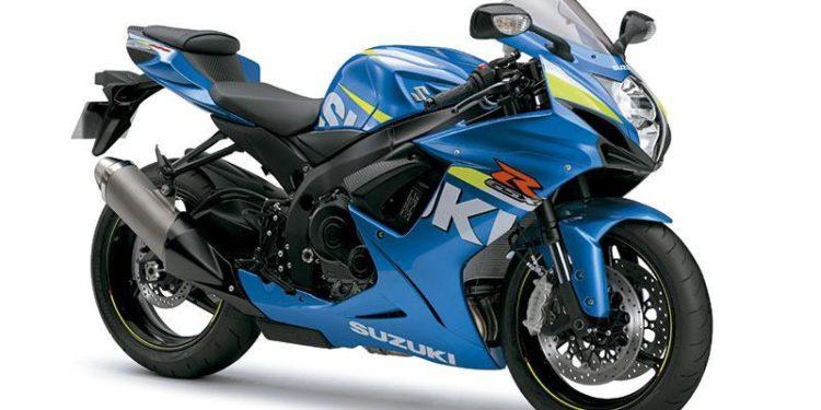 Suzuki GSX-R600 2015 Specifications