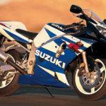 Suzuki GSX-R600 2001 Specifications