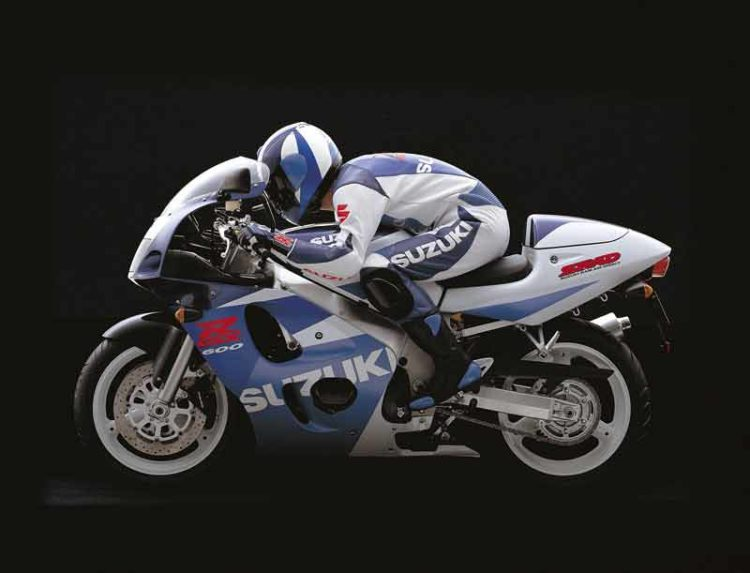 Suzuki GSX-R600 1998 Specifications