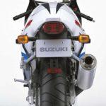 Suzuki GSX-R600 1998 Specifications