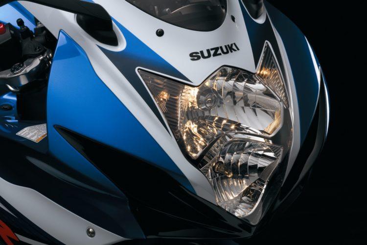 Suzuki GSX-R600 2011 Specifications