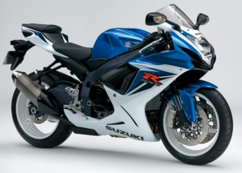Suzuki GSX-R600 2011 Specifications