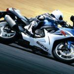 Suzuki 600 GSX-R 2011 Dynamique