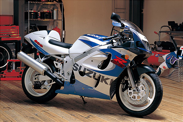 Suzuki GSX-R600 1999 Specifications