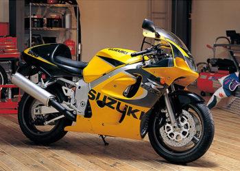 Suzuki GSX-R600 1999 Specifications