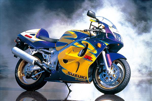 Suzuki GSX-R600 2000 Specifications