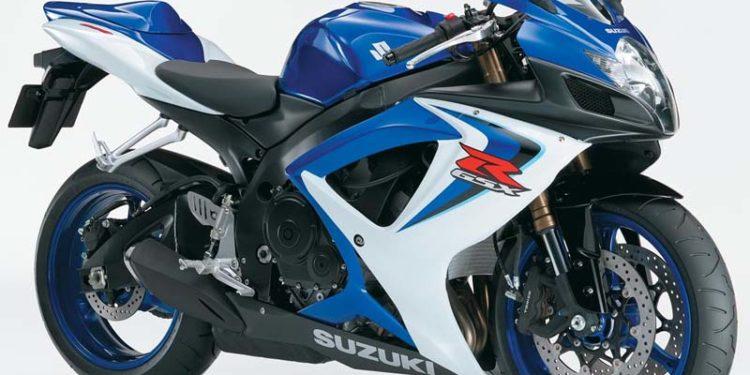 Suzuki GSX-R 600 2006