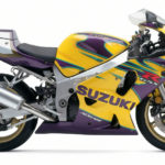 Suzuki GSX-R600Z 2003 Team Suzuki Alstare 40th Anniversary Edition Specifications