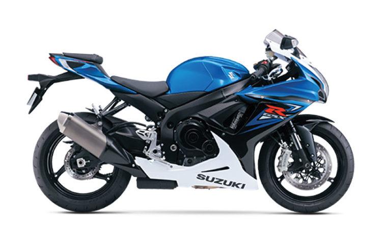 Suzuki GSX-R600 2014 Specifications
