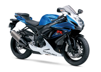 Suzuki GSX-R600 2014 Specifications