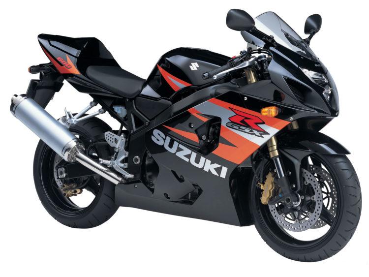Suzuki GSX-R600 2004 Specifications