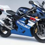 Suzuki GSX-R 600 2004