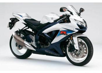 Suzuki GSX-R600 2010 Specifications