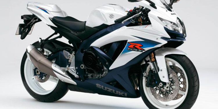 Suzuki GSX-R600 2010 Specifications