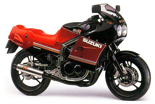 Suzuki GSX-R400 1984 Specifications