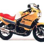 Suzuki GSX-R400 1984 Specifications