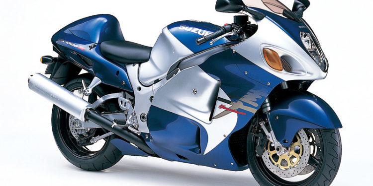 Suzuki GSX-R 1300 Hayabusa 2001 datasheet