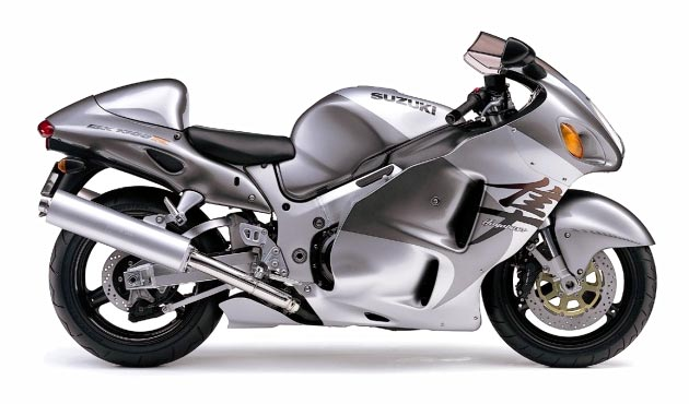 Suzuki GSX-R 1300 Hayabusa 2002 Specifications
