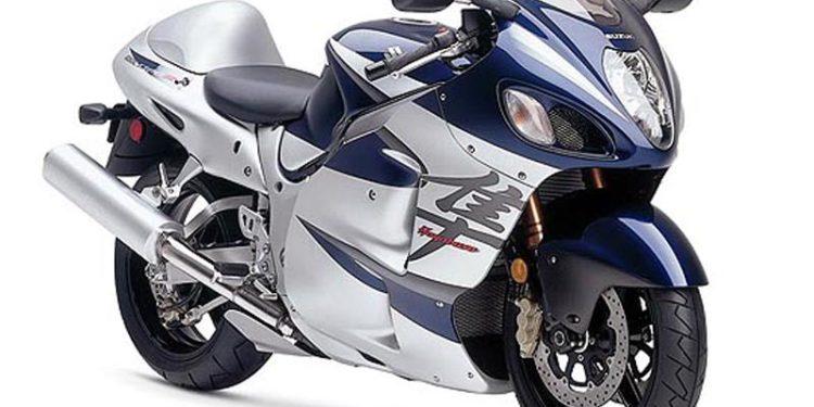 Suzuki GSX-R1300 Hayabusa 2005 Specifications