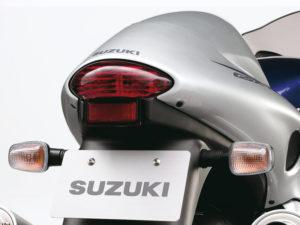 Suzuki GSX-R 1300 Hayabusa 2005 datasheet
