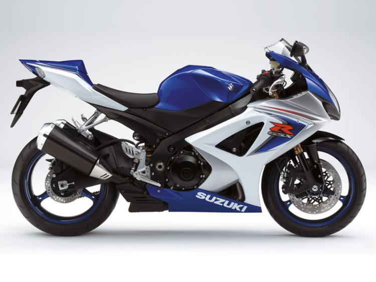 Suzuki GSX-R1000 2008 Specifications