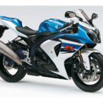 Suzuki GSX-R1000 2011 Specifications
