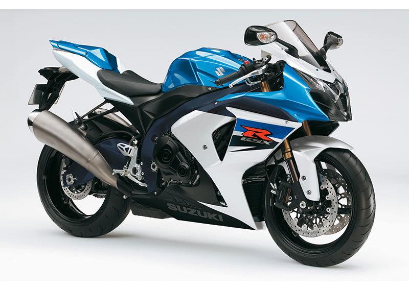 Suzuki GSX-R1000 2011 Specifications
