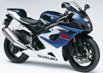 Suzuki GSX-R1000 2006 Specifications