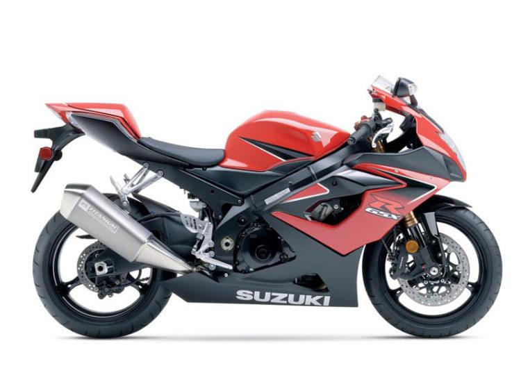 Suzuki GSX-R1000 2006 Specifications