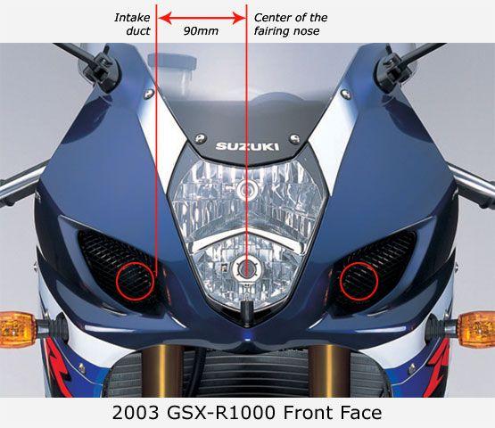 Suzuki GSX-R1000 2003 Specifications