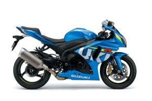 Suzuki GSX-R 1000 2015 datasheet