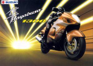 Suzuki GSX-R 1300 Hayabusa 1999 service manual