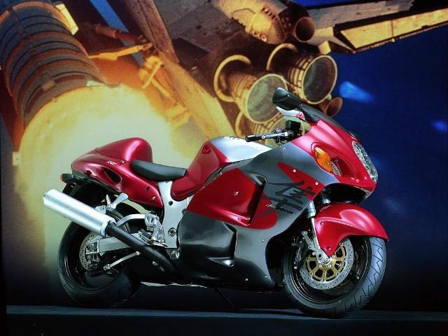 Suzuki GSX-R1300 Hayabusa 2000 Specifications
