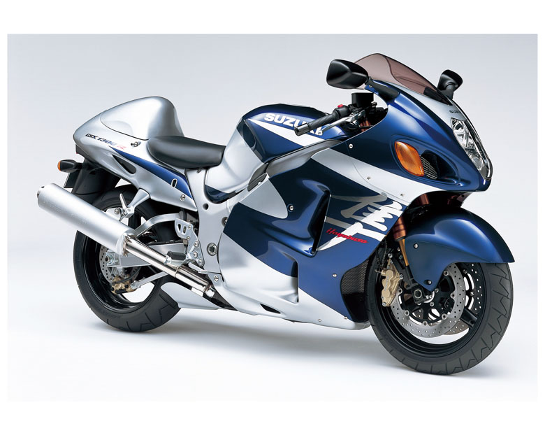 Suzuki GSX-R 1300 Hayabusa 2004 | News, information and ...