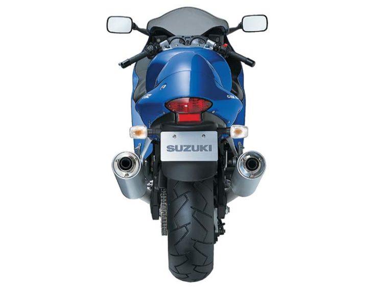Suzuki GSX-R1300 Hayabusa 2007 Specifications