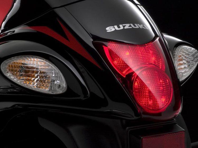 Suzuki GSX1300R Hayabusa 2008 Specifications