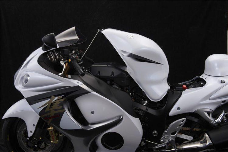 Suzuki GSX1300R Hayabusa 2013 Specifications